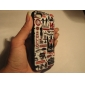 New York In A Nutshell Icons Hard Back Case for iPhone 4 and 4S