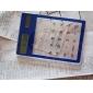 ทัชแพดเครื่องคิดเลขโปร่งใสเดสก์ทอปพลังงานแสงอาทิตย์ (สีสารพัน)