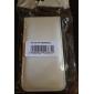 Etui en Cuir PU pour iPhone 4/4S - Blanc