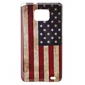 Protective Hard Case for Samsung i9100 (Stripes)