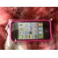 Detachable Design Plastic Hard Cover Case for iPhone 3G and 3GS (Multi-Color)