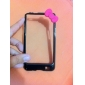 Cute Bumper Frame Case for Samsung i9100 (Assorted Colors)