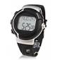 Unisex Sport Style Rubber Digital Automatic Wrist Watch (Black) Cool Watch Unique Watch Fashion Watch