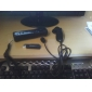 Remote and Nunchuk Controller + Case for Wii/Wii U (Black)