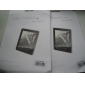 High-quality Anti-glare Screen Protector with A Piece of Cleaning Cloth for iPad 2 and The new iPad