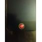 casa sticker botón para el iPhone, iPad y iPod (6 pack, botón)