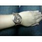 Relógio para Homem e Mulher (Marrom)