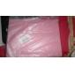 protector duro caso y soporte para el iPad 2/3/4 (rosa) de cuero de la PU