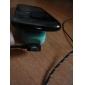 de áudio de 3,5 mm a micro cabo USB 2.0 de 0,12 m de telefone celular