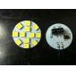 Светодиодные лампы, теплый белый свет, G4 1.5W 12x5050SMD 70LM 2700K (12)