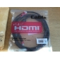 3M 10FT V1.4 1080P 3D 4K High Speed HDMI Cable w/Ferrite Cores - Flat Type