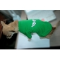 Dog Shirt / T-Shirt Green Dog Clothes Summer Spring/Fall Angel & Devil Casual/Daily