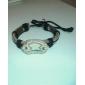 Fashion Leather Handmade Zodiac Bracelet-Libra (BSS21)
