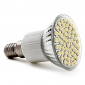 E27 3.5W 60x3528 SMD 400LM 2800-3200K Warm White Light LED Spot Bulb (220-240V)