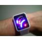 Zegarek z 29 Diodami LED Niebieskie i Czerowne