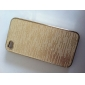 Electroplated Stripe Patterned Protective Case for iPhone 4 and 4S (Assorted Colors)
