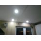 5W E26/E27 LED-bollampen A50 15 SMD 5630 360 lm Natuurlijk wit AC 220-240 V