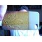 아이폰4, 4S용 맥주거품 패턴 하드케이스 (옐로우)