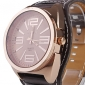 Men's Watch Dress Watch Big Tawny Dial