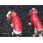 Casaco de Cinta com Bolsos para Cães (XS-XL, Várias Cores)