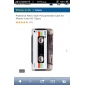 Protective Retro Style Polycarbonate Case for iPhone 4 and 4S (Tape)