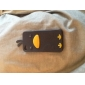 Etui en Silicone Style Oiseau pour iPhone 4/4S - Couleurs Assorties