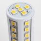Ampoule LED Epi de Maïs Blanc Chaud (220-240V), E27 41x5050 SMD 7W 370LM 2800-3200K