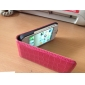 아이폰 4, 4S 악어가죽 플립온 스타일 풀바디케이스 (여러색상)