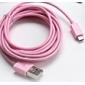 USB Sync & Charge Kabel für Samsung Galaxy S3 i9300, i9100 und andere (farblich sortiert, 300 cm Länge)