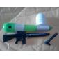 Machine Gun Shaped Black Ink Gel Pen Sign Pen (Black)