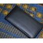 Premium PU Leather Case for iPhone 4 / 4S (Black)