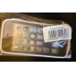 S-Shaped Design TPU Soft Case for iPhone 5/5S