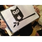 "Owl Pattern Protect Skin Sticker for 11"" 13"" 15"" Macbook Air Pro"