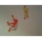 hombre flexible de plástico de tamaño mini