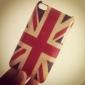 Harthülle für iPod Touch 4 mit Retro Union Jack
