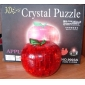 Jigsaw Puzzles 3D Puzzles Crystal Puzzles Building Blocks DIY Toys Apple ABS Plastic