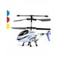 2.5-canaux mini hélicoptère télécommande avec led (2018a)