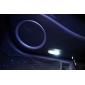 Luzes de Sinal LED Brancas para Automotivo  (Conjunto 2, DC 12V)