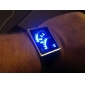 Unisex 29 Blue LED Display Digital Wrist Watch (Black) Cool Watch Unique Watch
