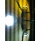 3W E26/E27 Bombillas LED de Globo A50 15 SMD 5630 260 lm Blanco Cálido V