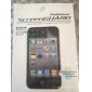 Screen Guard for Ipod Touch 4 ,with Cleaning Cloth