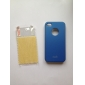 Protective Case with Screen Protector for iPhone 4 and 4S (Assorted Colors)