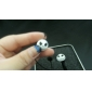 Headphone 3.5mm In Ear for iPhone 6/iPhone 6 Plus (White)