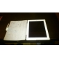 3 Fold Sleep Function Buckle PU Leather Case & Stand for iPad 2/3/4 (Assorted Colors)