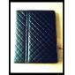 Carcasa de Cuero PU de Malla con Soporte para el iPad 2 - Colores Surtidos