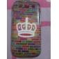 Brick Style Hard Case for Samsung Galaxy S3 I9300