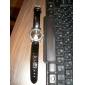 여성의 유행 PU 아날로그 석영 손목 시계 (여러 색)