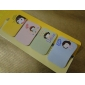 Novelty Cartoon Memo Pad (Random Color)