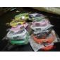 Unisex-Stil Mini-Sport-Armbanduhren (7-Pack, zufällige Farben)