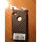 Grid Style Case for iPhone 4 and 4S (Assorted Colors)